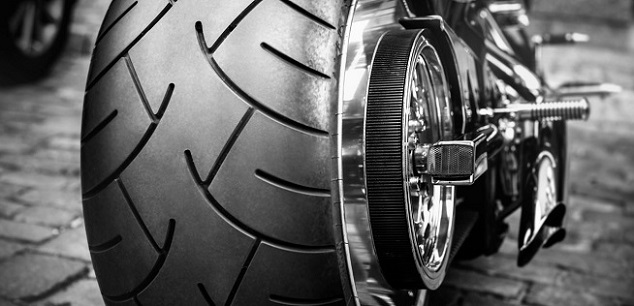 Motorbike Tyre