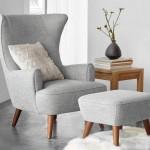 Scandinavian arm chairs