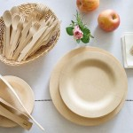 wooden dinnerware wholesale