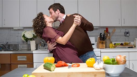 kitchen kiss