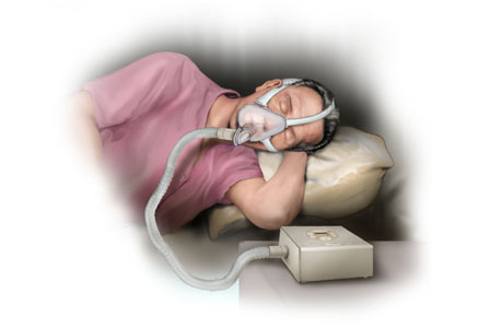 problems using cpap machine
