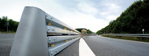 road safety barrier-