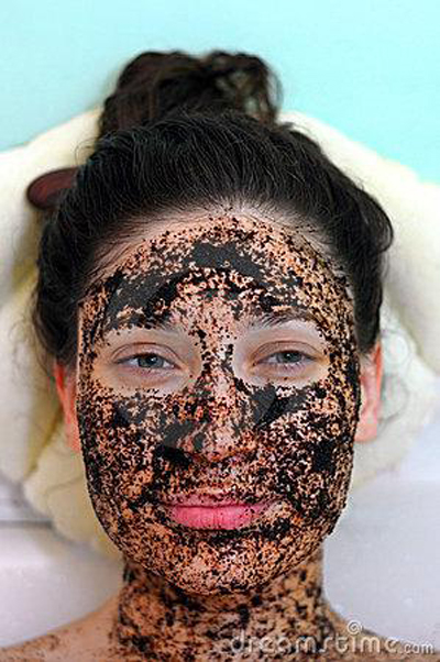 Coffee-Face-Mask
