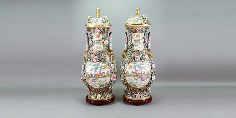 Antique-Asian-Vases
