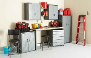 Heavy Duty Steel Storage Cabinets
