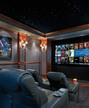 Home Theatre Couches
