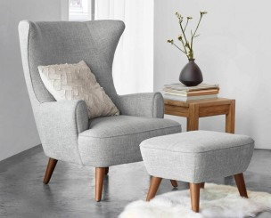 Scandinavian arm chairs