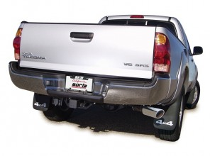HiLux exhaust