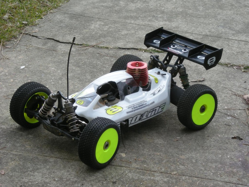 rc car buggy