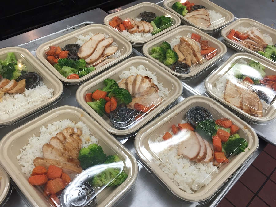 fresh prepared meal delivery