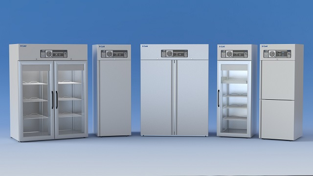 laboratory fridge