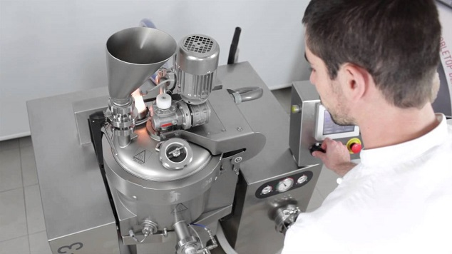Machine for food Processing