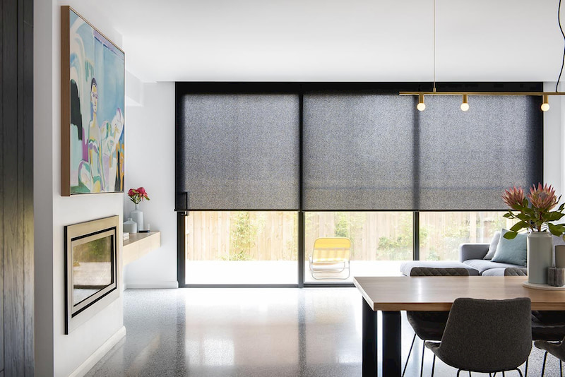 wide vertical blinds