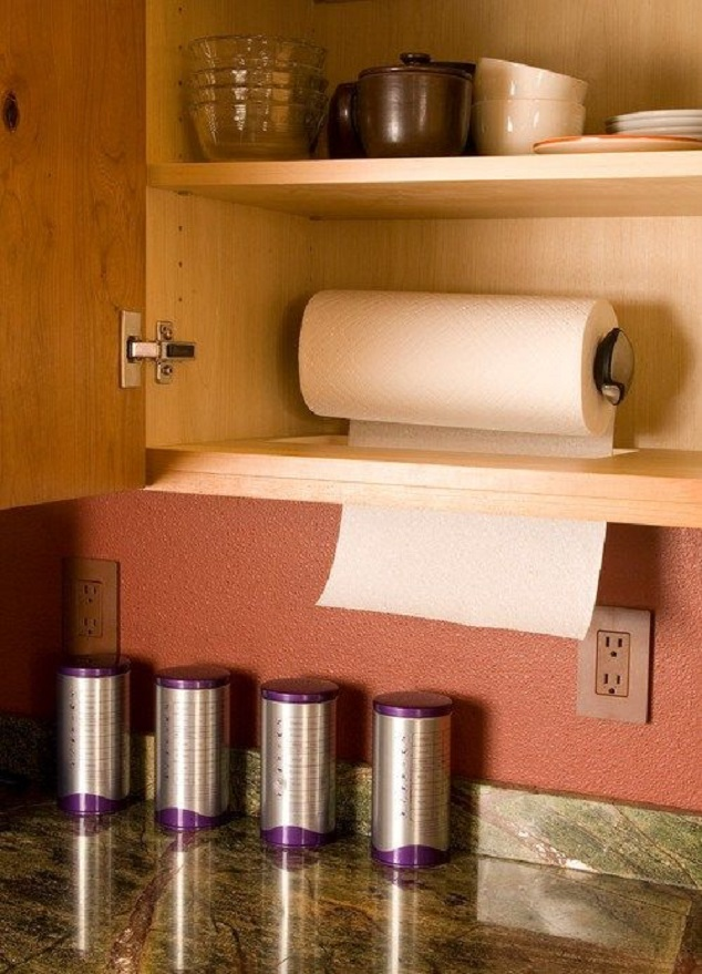Paper towel home