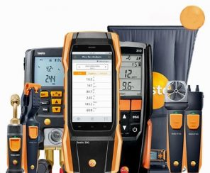 Testo multiple instruments