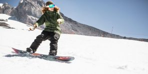 Powder snowboard