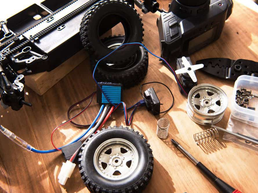 remote controlled car kits
