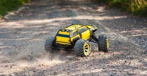 self build remote control car