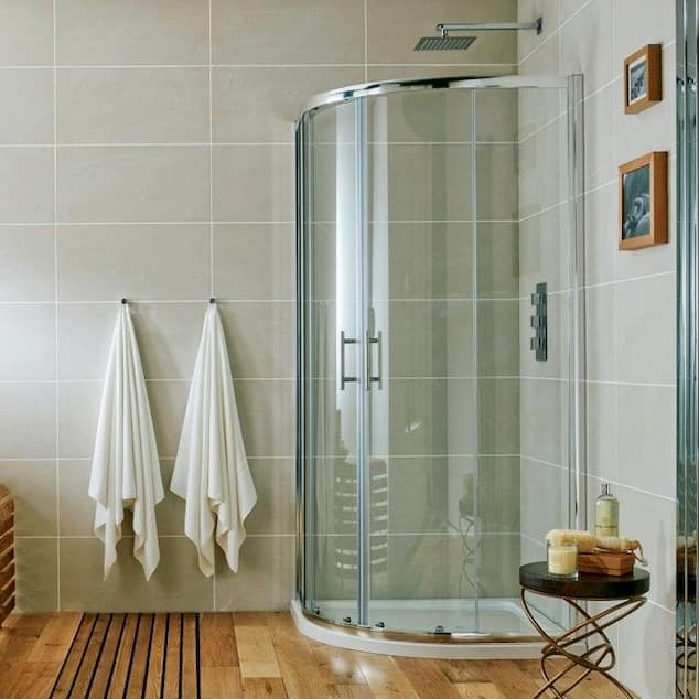 quadrant_shower_screen