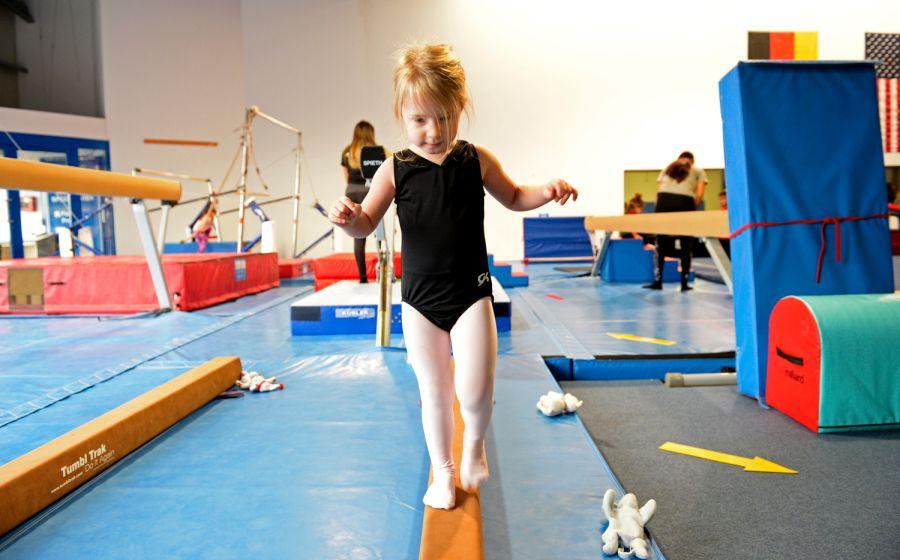 little-gymnast