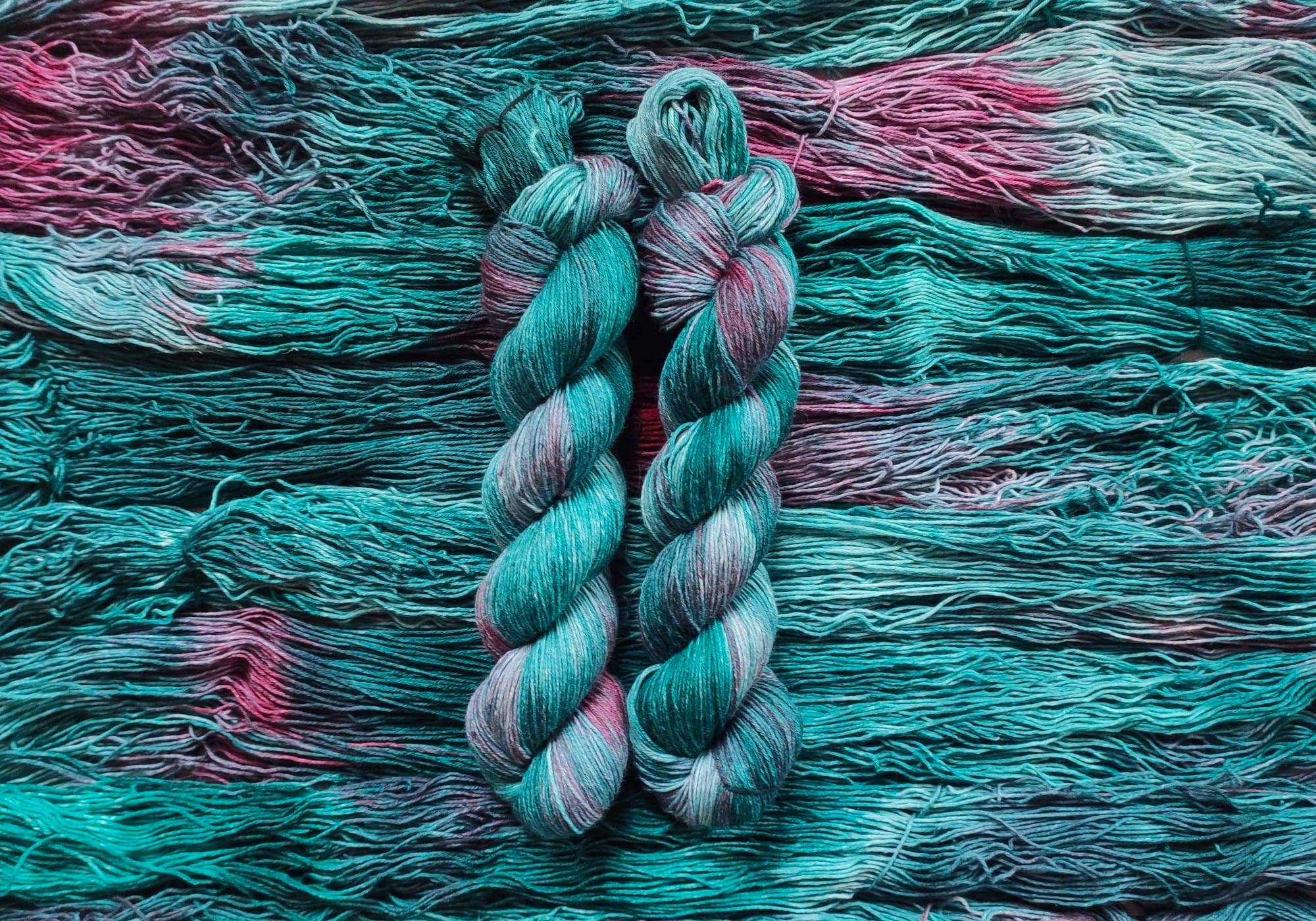 Silk Yarn