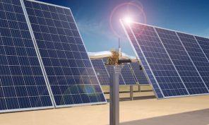 solar power monitoring system